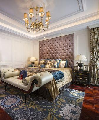 90平米三室两厅美式风格卧室图