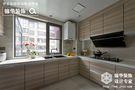 140平米四室两厅现代简约风格厨房橱柜装修效果图