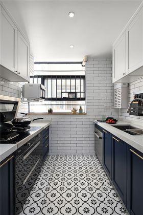 110平米三現代簡約風格廚房裝修案例