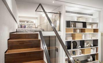50平米公寓宜家风格楼梯间图片
