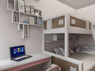 富裕型80平米四室一厅宜家风格卧室装修案例