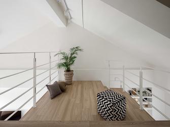 50平米小户型北欧风格阁楼欣赏图