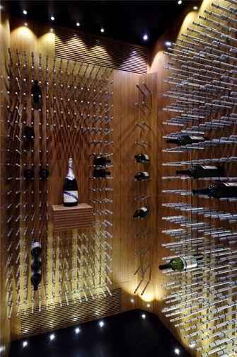 110平米三室两厅现代简约风格储藏室效果图