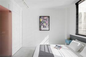 110平米四室兩廳現代簡約風格臥室圖