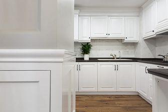 140平米三新古典风格厨房装修案例