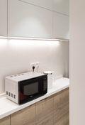 60平米宜家风格厨房图片