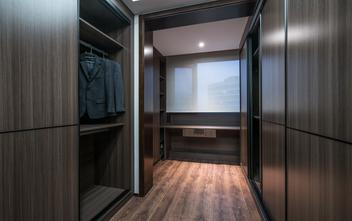 140平米三室两厅中式风格衣帽间装修案例