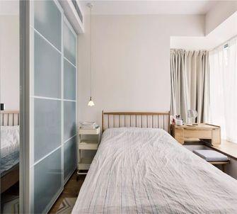 70平米一室一厅混搭风格卧室装修效果图