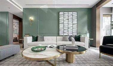 100平米三法式风格客厅图片