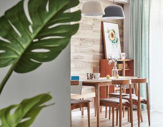 60平米欧式风格餐厅图片