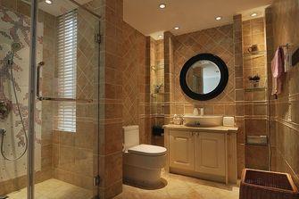 60平米一居室美式风格卫生间图片
