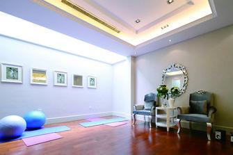 140平米别墅法式风格健身室装修图片大全