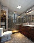140平米四室两厅中式风格卫生间浴室柜装修案例