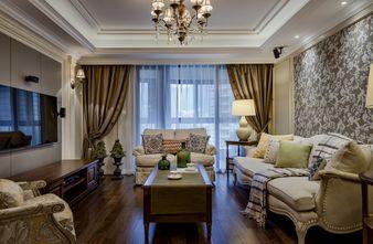 130平米复式新古典风格客厅图