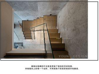 140平米复式其他风格楼梯间装修图片大全