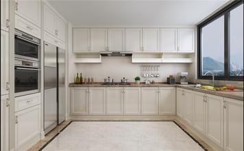 140平米四新古典风格厨房图片大全