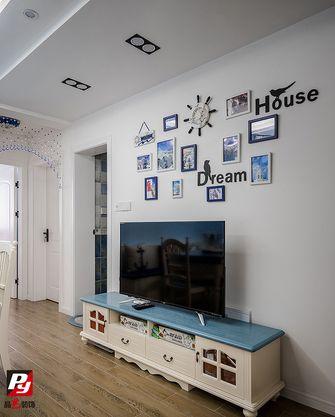 50平米小户型地中海风格客厅设计图