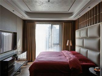 100平米三室三厅法式风格卧室装修效果图
