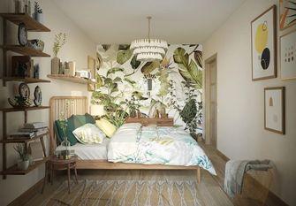 50平米一居室宜家风格卧室图片
