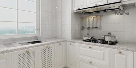 140平米四室两厅欧式风格厨房装修图片大全