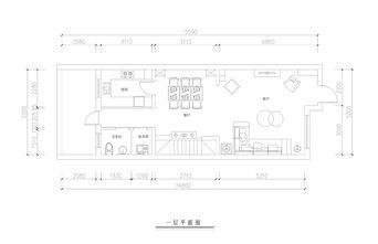 140平米复式混搭风格其他区域图片