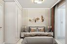 120平米三室两厅宜家风格卧室图