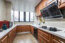 110平米三室一厅美式风格厨房效果图