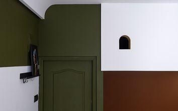 30平米以下超小户型混搭风格玄关欣赏图