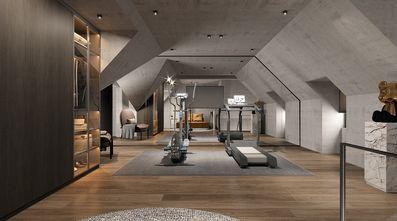 120平米别墅其他风格健身室图