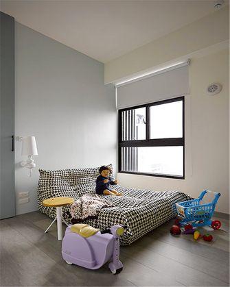 80平米宜家风格卧室设计图