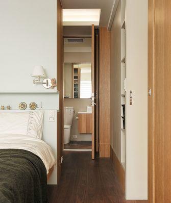 60平米一室两厅北欧风格卧室图