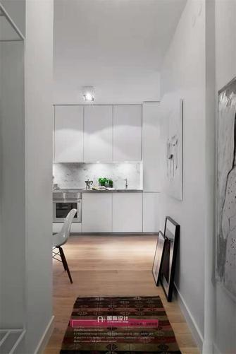 80平米一居室其他风格餐厅欣赏图