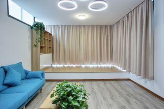 130平米复式现代简约风格储藏室装修效果图