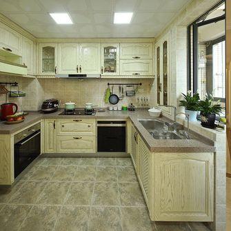 110平米三室一厅其他风格厨房效果图