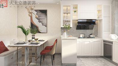 140平米复式混搭风格厨房装修效果图
