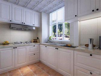 经济型90平米三室三厅地中海风格厨房装修效果图