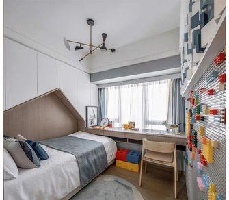 90平米三室两厅混搭风格儿童房图