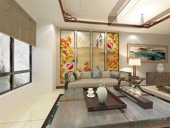 70平米一室两厅中式风格客厅装修效果图