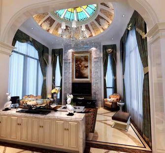 100平米三室三厅美式风格书房装修图片大全