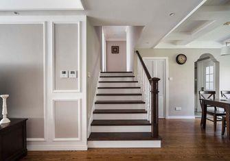110平米三室五厅美式风格楼梯间效果图