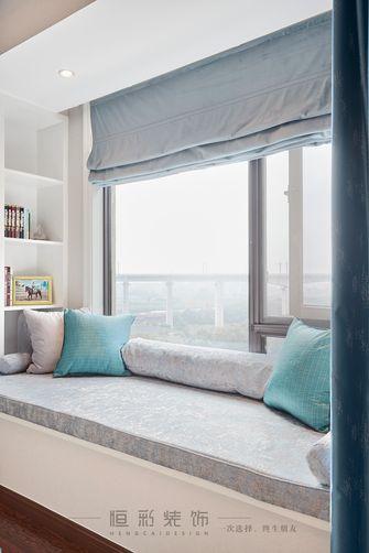 80平米三室两厅美式风格阳光房欣赏图