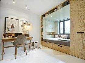 30平米超小戶型北歐風格客廳效果圖