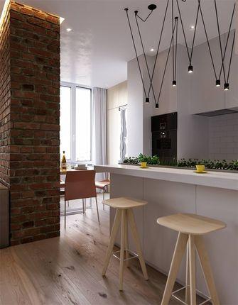 70平米一居室北欧风格厨房图片
