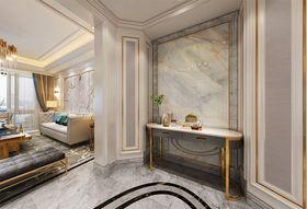 120平米三室两厅欧式风格玄关装修案例
