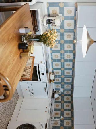 30平米小户型田园风格厨房图片