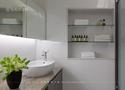 富裕型110平米三室五厅现代简约风格卫生间效果图