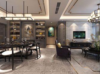 120平米三中式风格餐厅图片