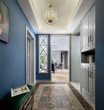 130平米别墅美式风格玄关欣赏图