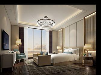 90平米欧式风格卧室效果图