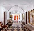 140平米四新古典风格客厅图片大全